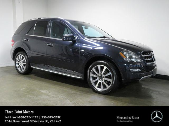 Pre-Owned 2011 Mercedes-Benz ML350 BlueTEC 4MATIC