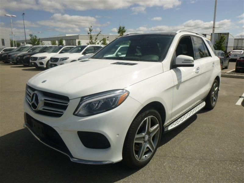Certified Pre-Owned 2016 Mercedes-Benz GLE350d 4MATIC