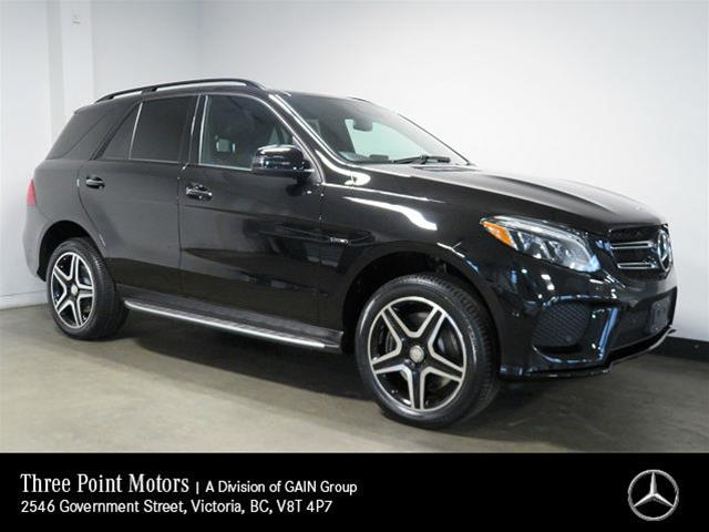 Certified Pre-Owned 2016 Mercedes-Benz GLE450 AMG 4MATIC