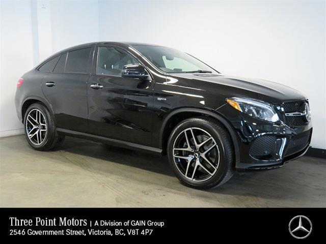 New 2019 Mercedes-Benz GLE43 AMG