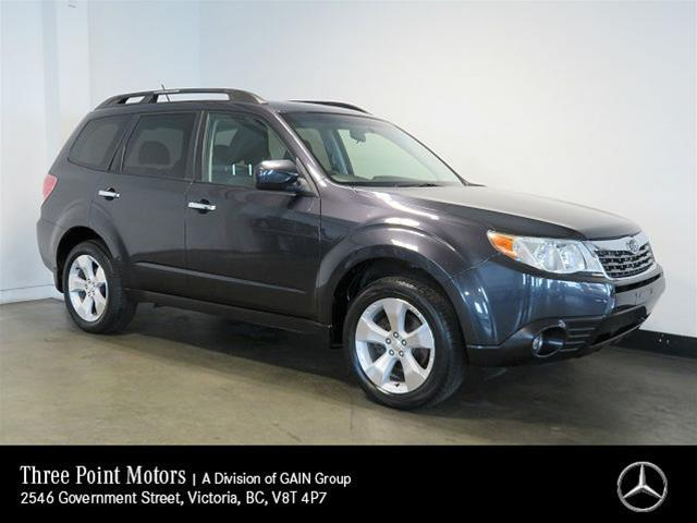 Pre-Owned 2010 Subaru Forester 2.5 X Sport Tech at