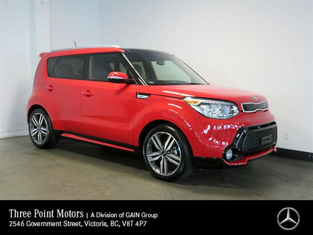 Pre-Owned 2014 Kia Soul 2.0L SX Luxury at