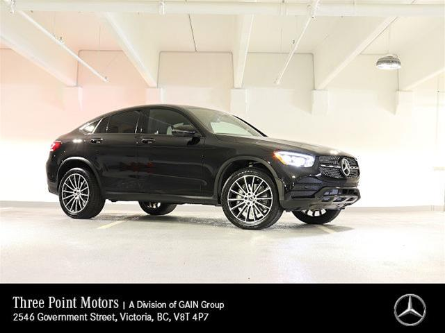 New 2020 Mercedes-Benz GLC300 4MATIC Coupe