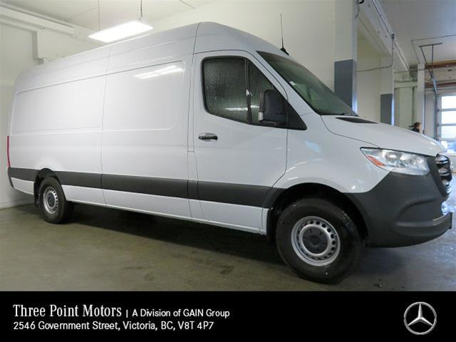 New 2019 Mercedes-Benz Sprinter Gas 2500 Cargo 170