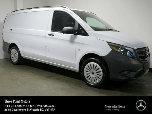 New 2018 Mercedes-Benz Metris Cargo Van 126