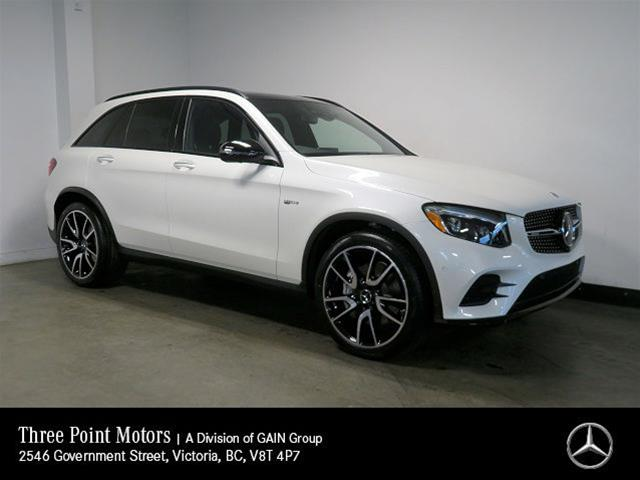 New 2019 Mercedes-Benz GLC43 AMG 4MATIC SUV