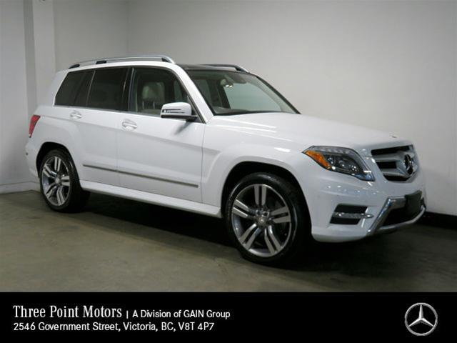 Pre-Owned 2013 Mercedes-Benz GLK350 4MATIC