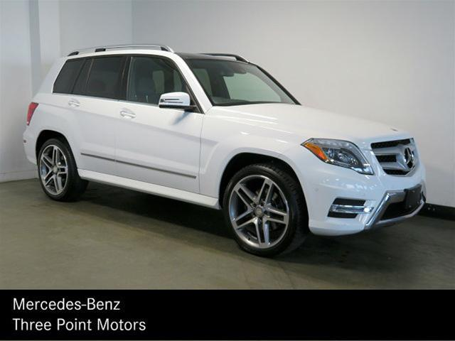 Certified Pre-Owned 2015 Mercedes-Benz GLK350 4MATIC