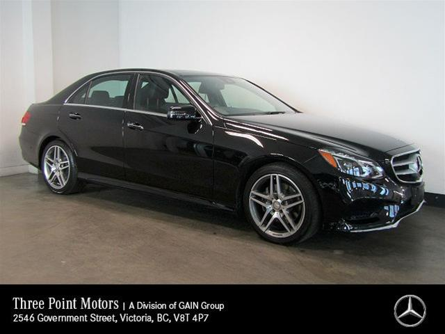 Certified Pre-Owned 2016 Mercedes-Benz E250 BlueTEC 4MATIC Sedan