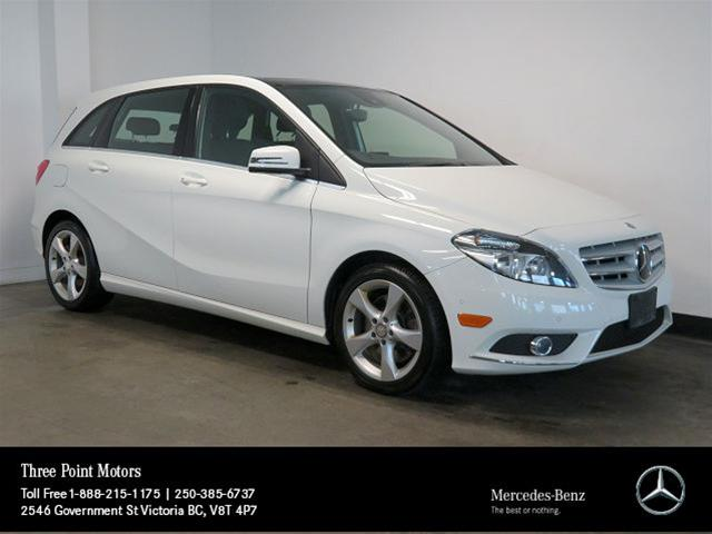 Pre-Owned 2014 Mercedes-Benz B250