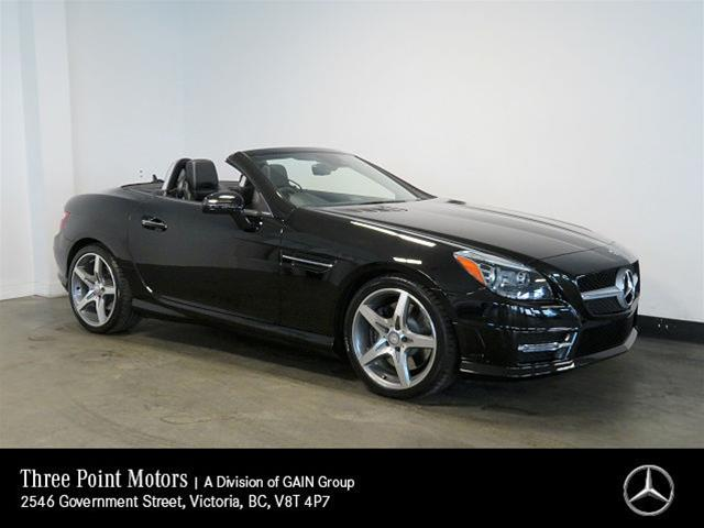 Certified Pre-Owned 2015 Mercedes-Benz SLK350 Roadster