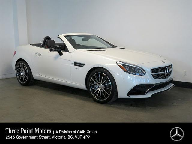New 2019 Mercedes-Benz SLC43 AMG