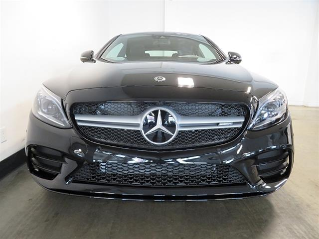 New 2019 Mercedes-Benz C43 AMG 4MATIC Coupe