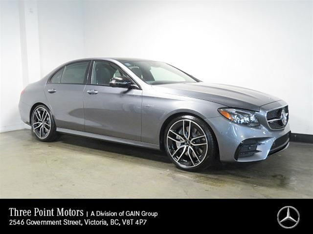New 2019 Mercedes-Benz E53 AMG