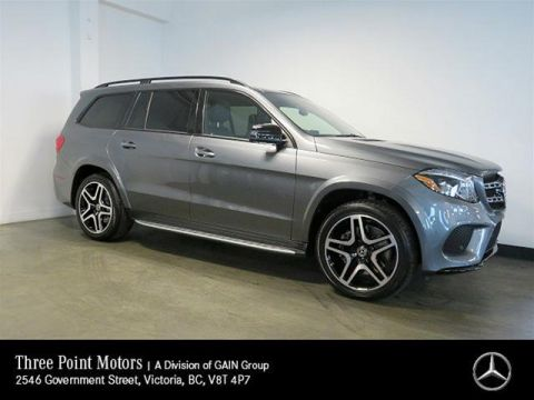 New 2018 Mercedes-Benz GLS550 4MATIC SUV
