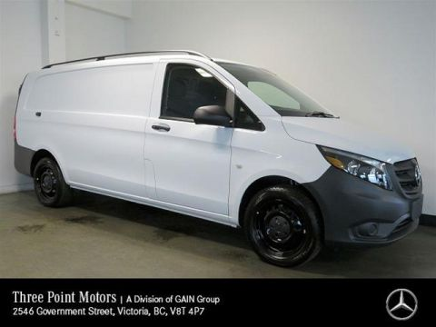 New 2019 Mercedes-Benz Metris Cargo Van 135""
