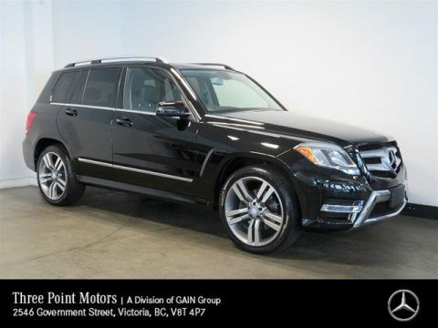Pre-Owned 2014 Mercedes-Benz GLK350 4MATIC