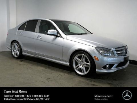 Pre-Owned 2008 Mercedes-Benz C350 Sedan