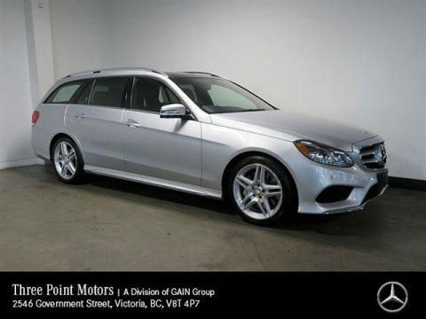 Pre-Owned 2014 Mercedes-Benz E350 4MATIC Wagon